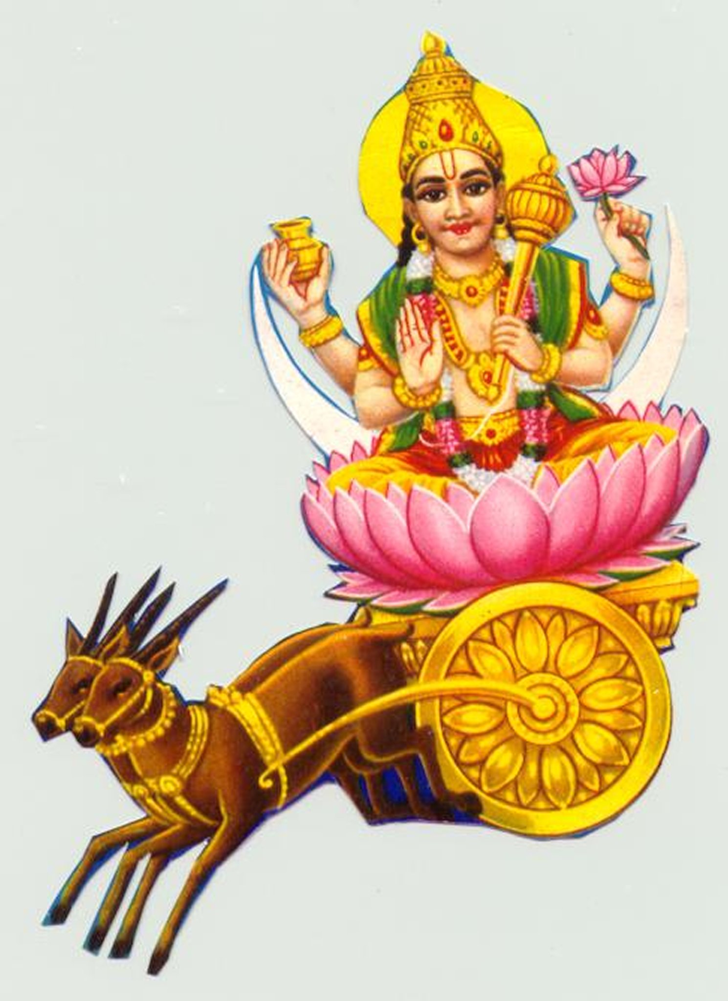 Чандра Намаскар (Приветствие Луне)