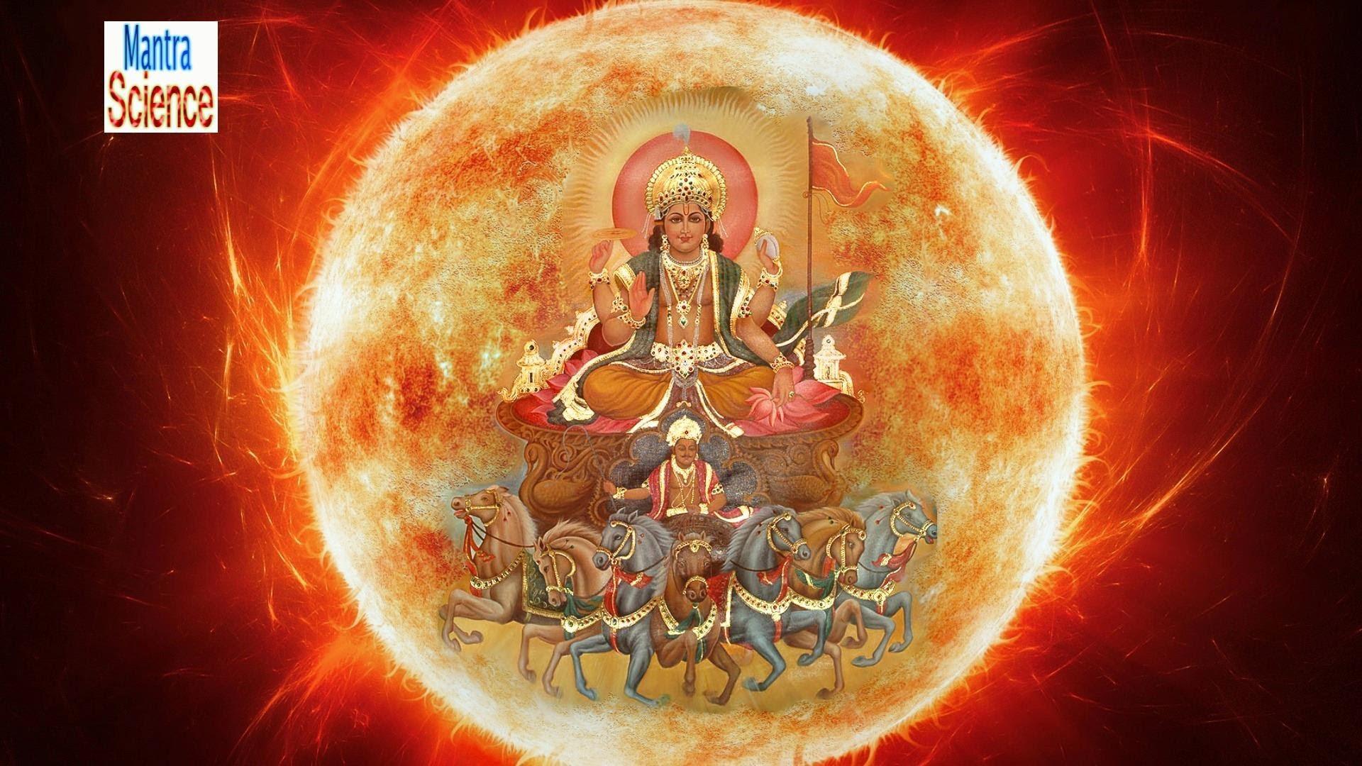 Сурия Намаскар (Приветствие Солнцу)